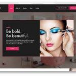 beauty parlour website -digitalindiapr