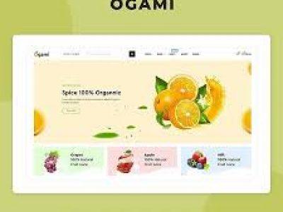 food & bloging website