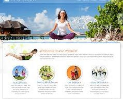 yoga website - Digitalindiapr